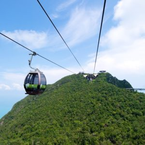 Cable Car Ride Langkawi